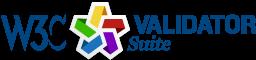 W3C Validator Suite
